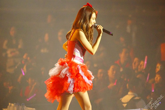 SNSD Sooyoung World Tour Macau 2014