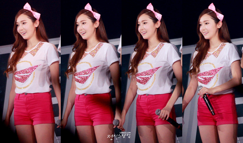 Jessica @ World Tour 2014 in Bangkok