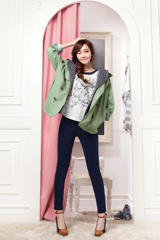 Jessica SOUP 2014 S/S ad campaign
