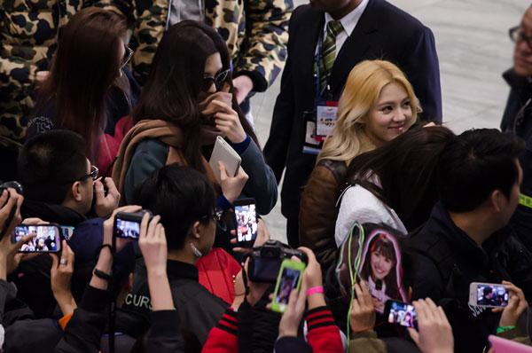 Girls Generation International Airport