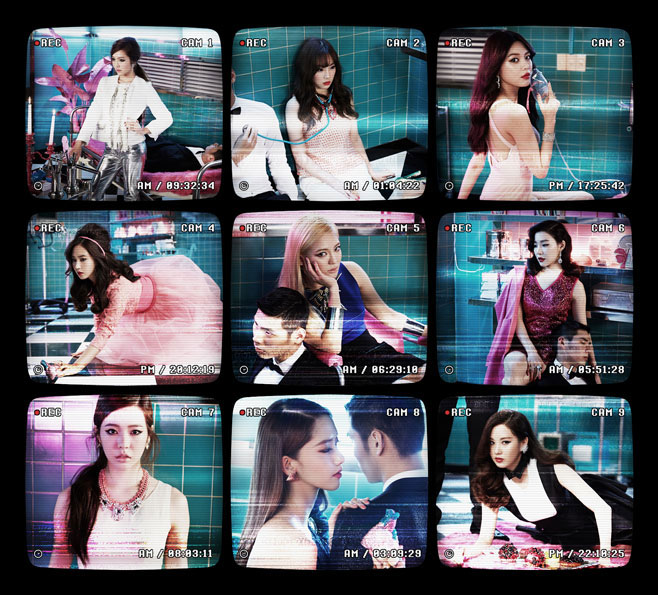 SNSD Mr Mr 2014 Korean comeback album