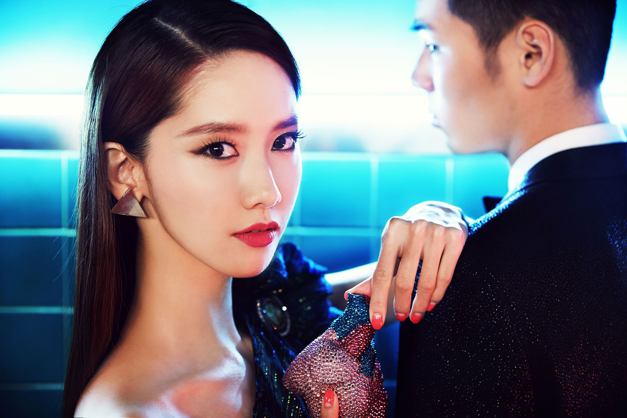 SNSD Yoona Mr Mr 2014 concept photo