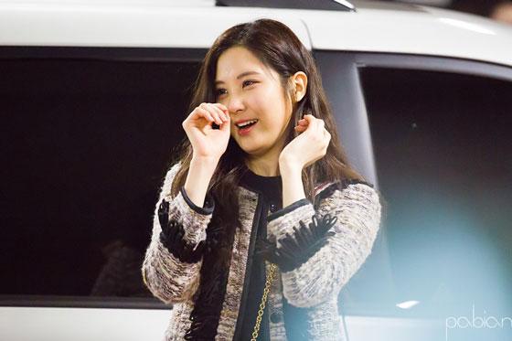 SNSD Seohyun Moon Sun Musical last show