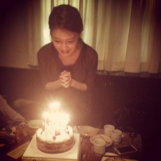 SNSD Sooyoung 25th birthday party