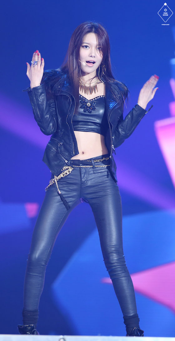 SNSD Sooyoung SBS Music Festival 2013