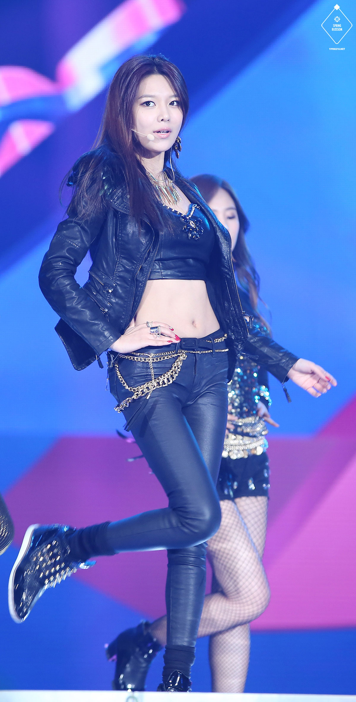 Sooyoung @ SBS Music Festival 2013
