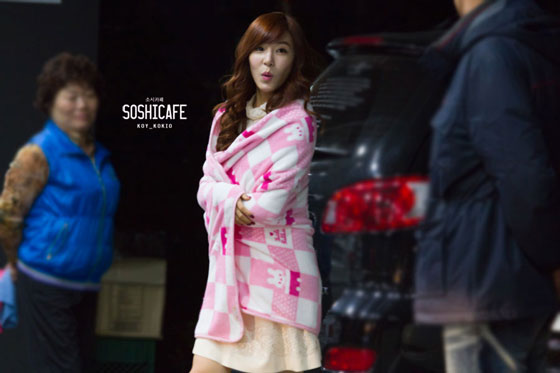 SNSD Tiffany candid photo