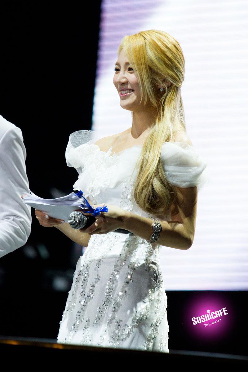 SNSD Hyoyeon HEC Korea Festival in Vietnam