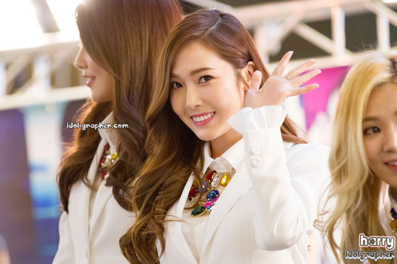 SNSD Jessica MrMr IFC Mall fansign event