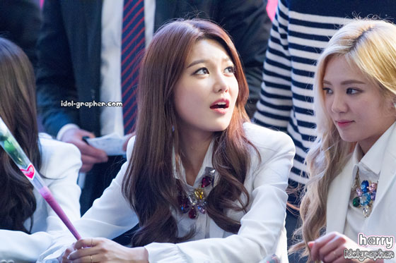SNSD Sooyoung MrMr IFC Mall fansign event