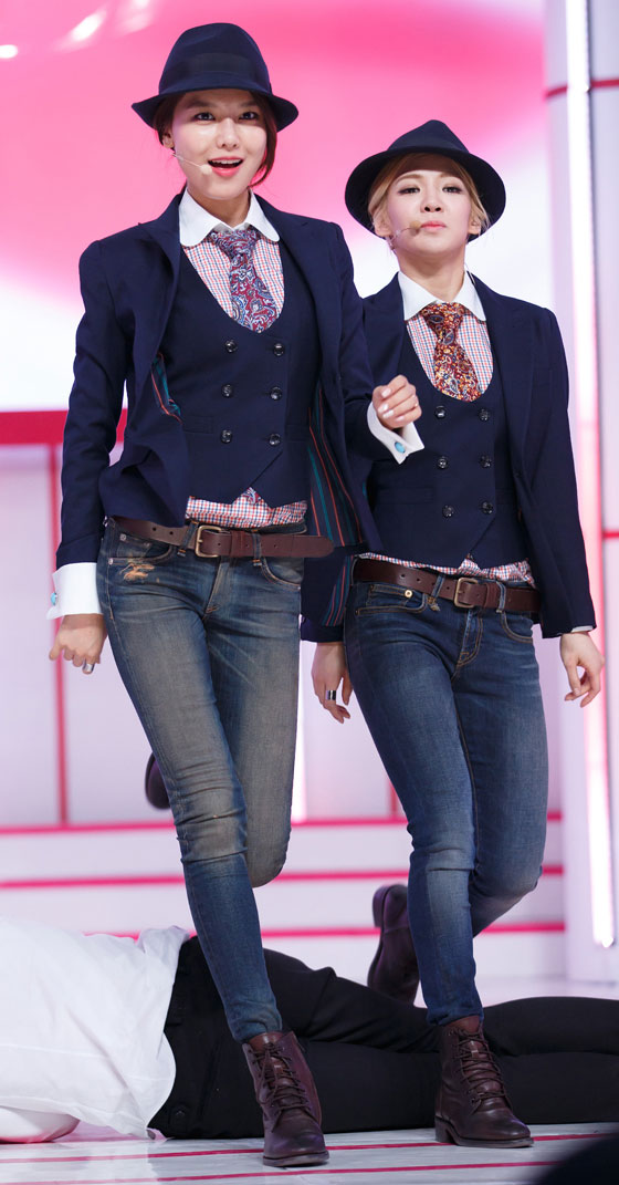 SNSD Sooyoung MrMr Mcountdown comeback stage