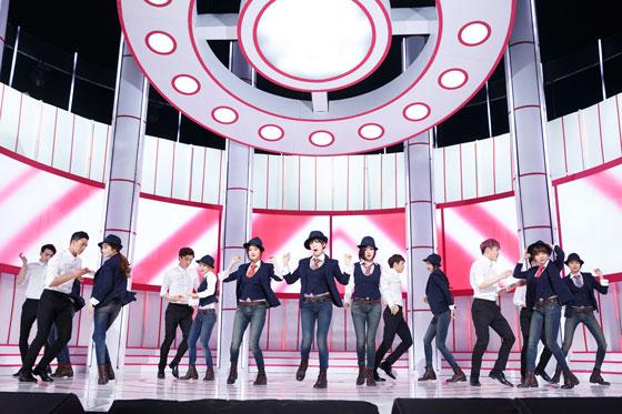 Girls Generation MrMr Mcountdown comeback stage