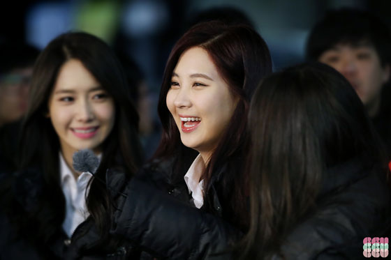 SNSD Seohyun Guerilla Date interview