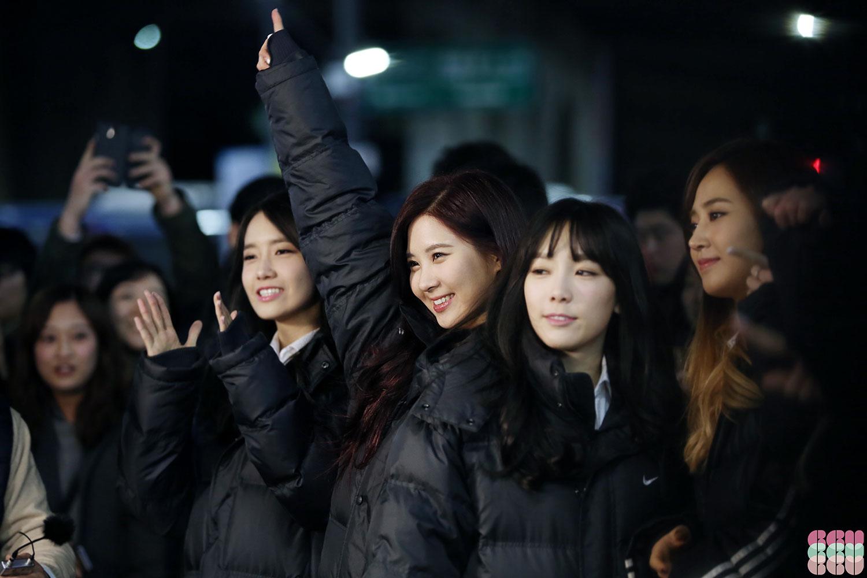 Seohyun Guerilla Date 2014