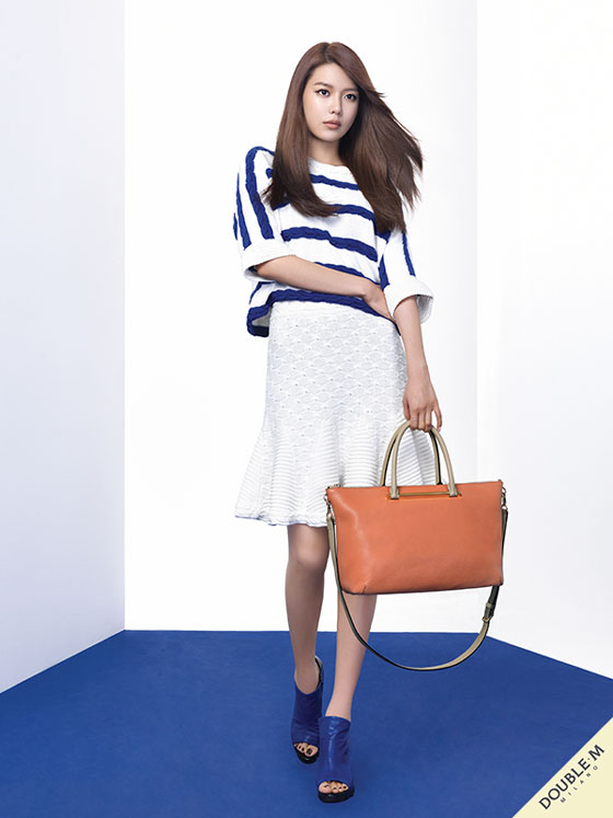 SNSD Sooyoung DoubleM 2014 SS Collection