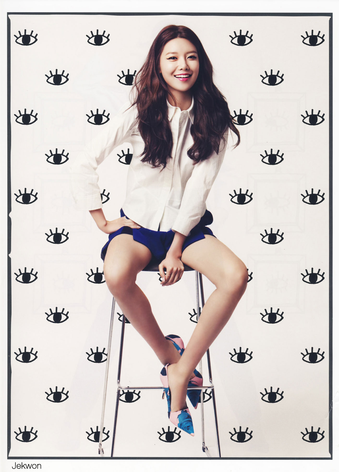 Sooyoung InStyle March 2014