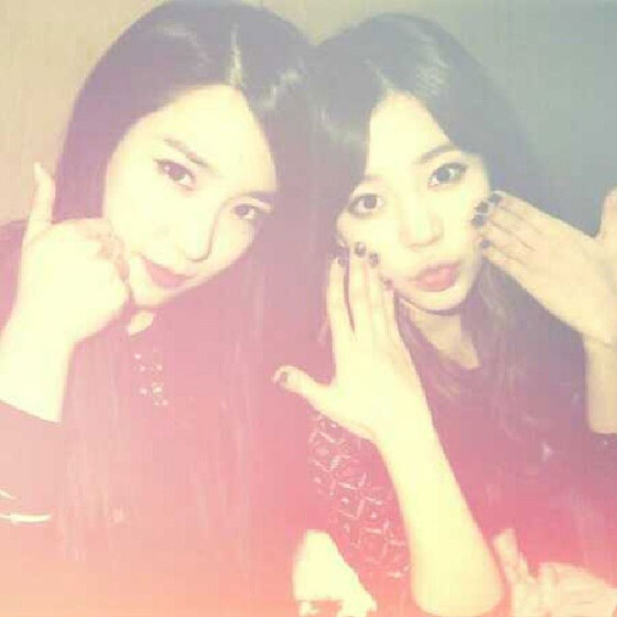 SNSD Sunny February 2014 selca