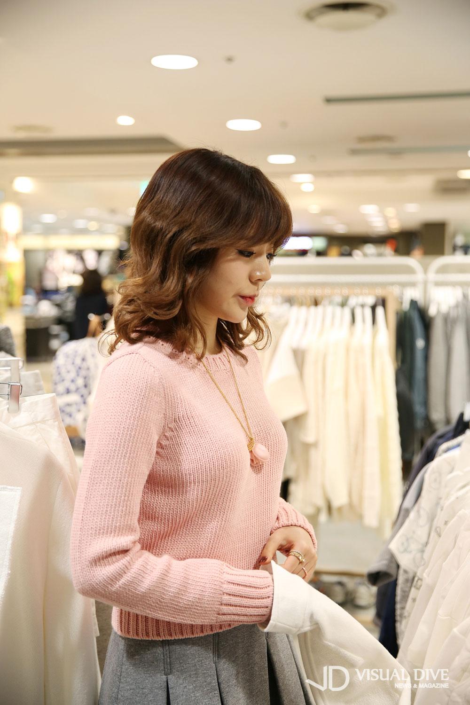 SNSD Sunny Siero store visit