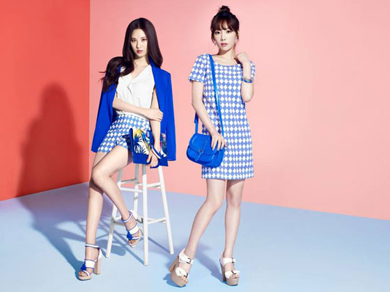 Girls Generation TTS Mixxo Fashion