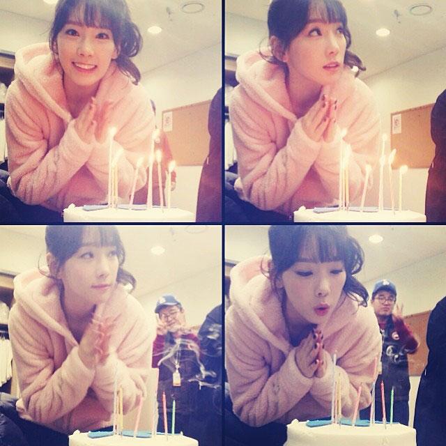 Happy Birthday Taengu