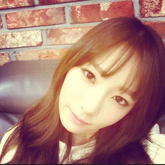 SNSD Taeyeon February Instagram selca