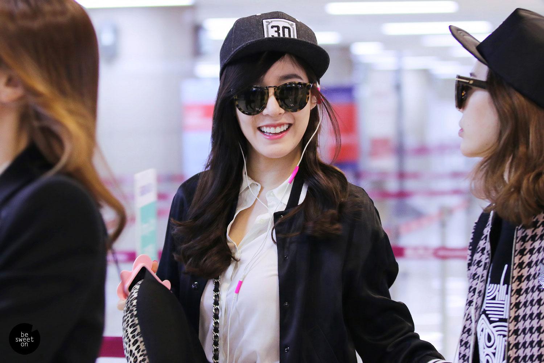 Tiffany Gimpo Airport 140301