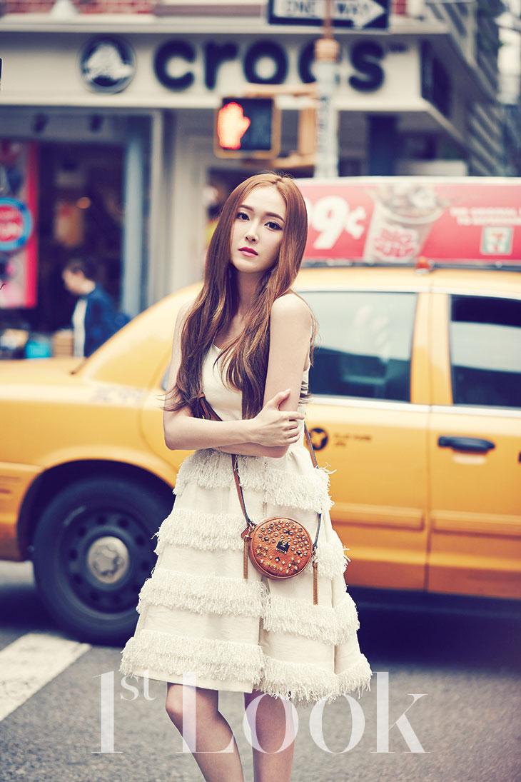 Jessica Krystal Jung 1st Look Magazine
