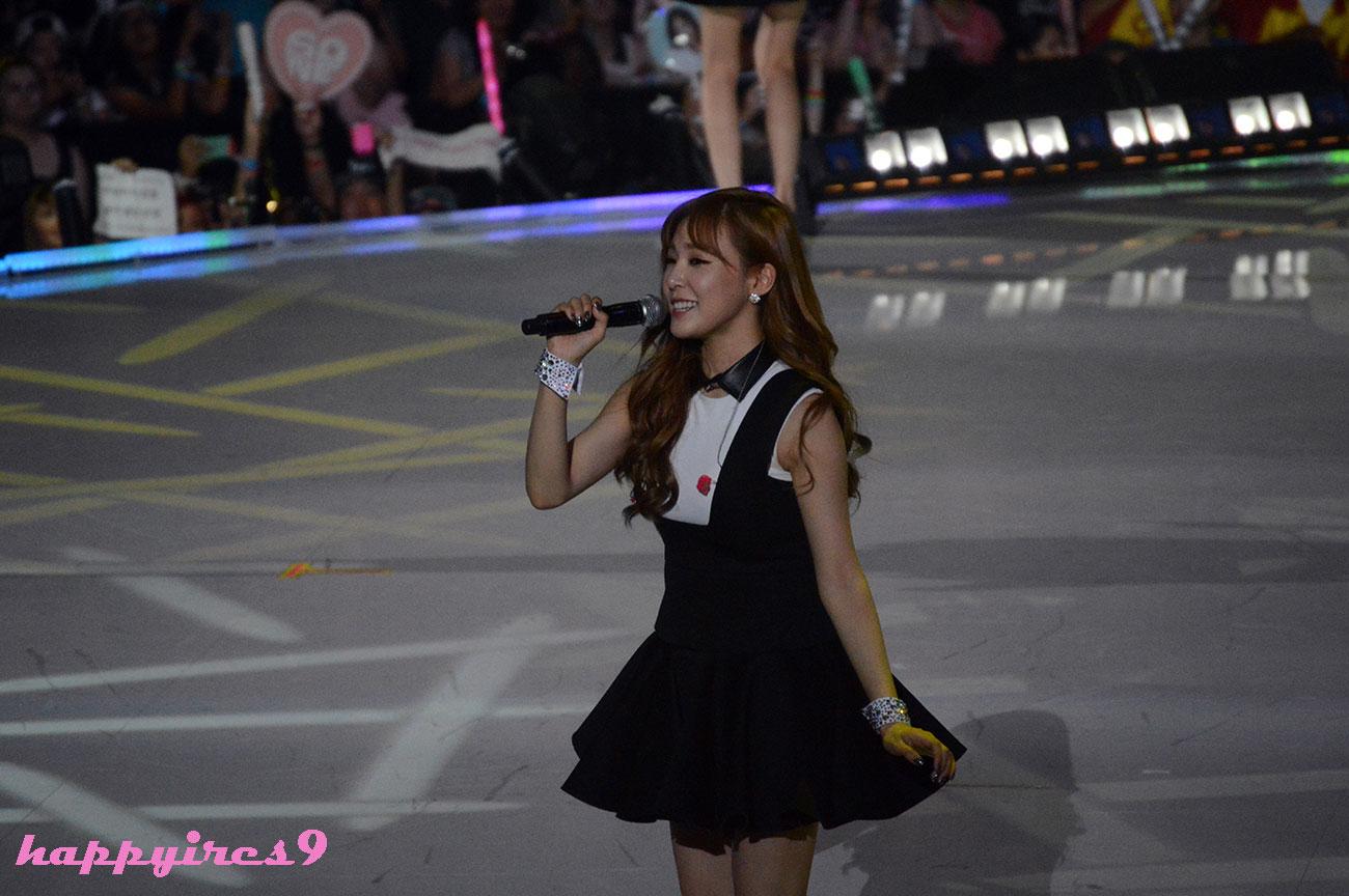 SNSD Tiffany KCON USA 2014