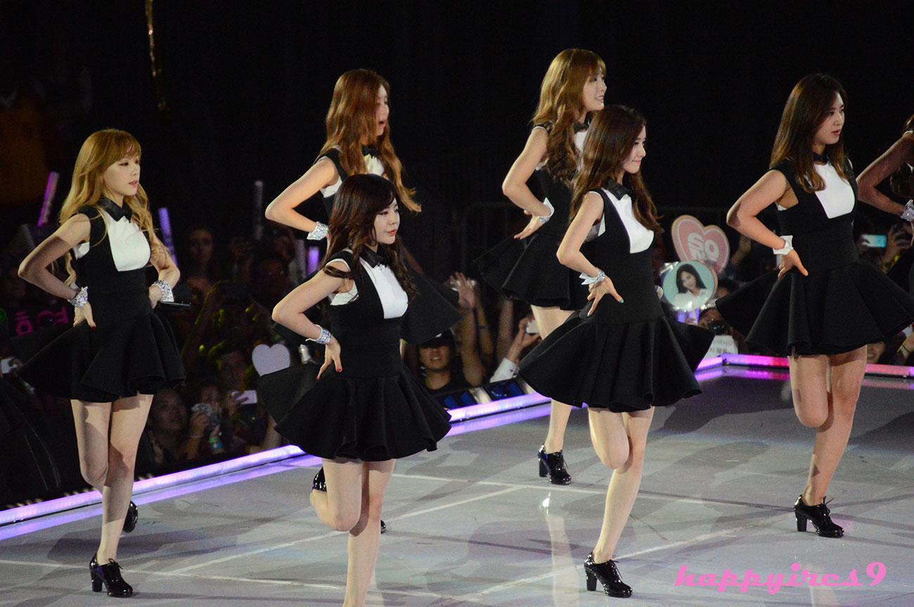 Girls Generation KCON USA 2014