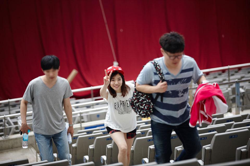 SNSD Sunny SMTOWN Live World Tour Seoul 2014