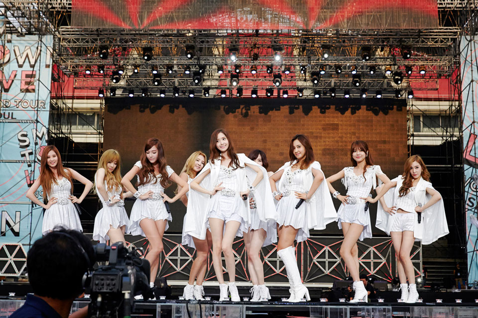 SMTOWN Live World Tour IV in Seoul
