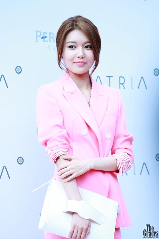 SNSD Sooyoung ATRIA Fashion Show