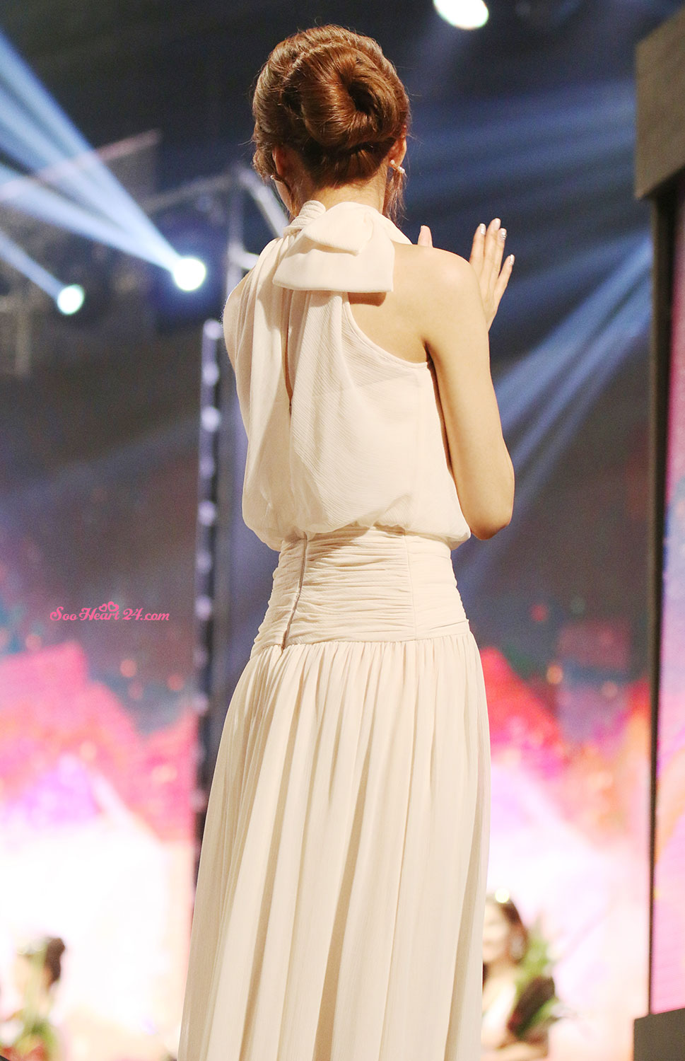 MC Sooyoung @ Miss Korea 2014