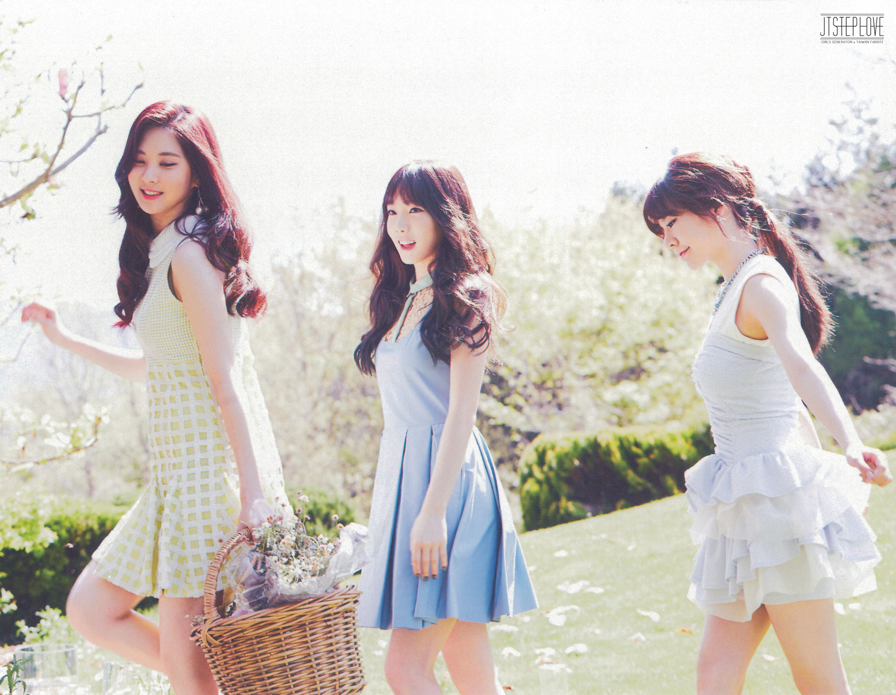SNSD The Best Japanese Album
