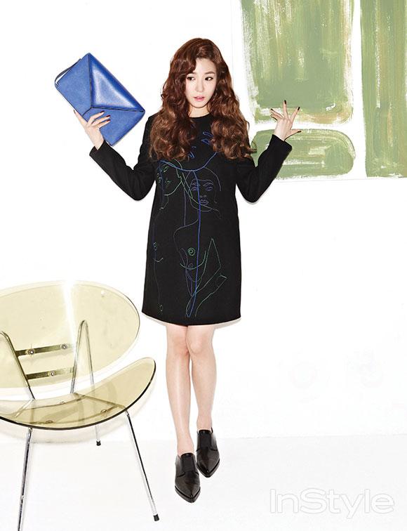 Tiffany InStyle Magazine Stella McCartney