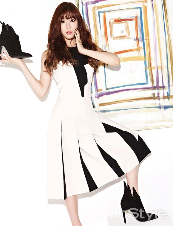 Tiffany InStyle Magazine Bottega Veneta