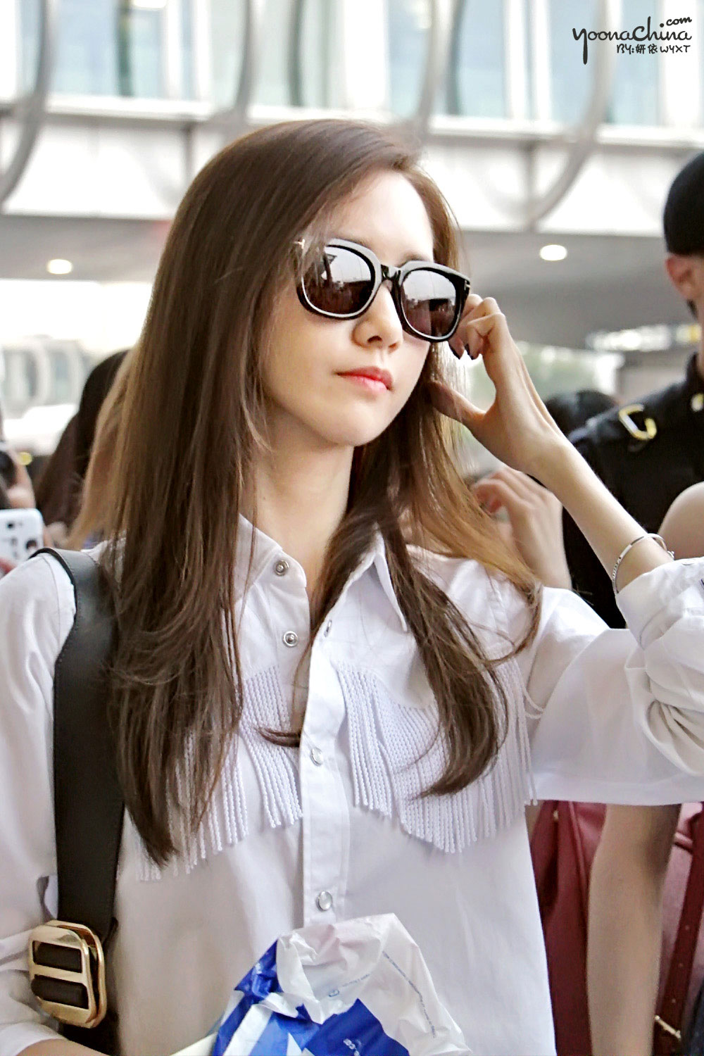Yoona Incheon Airport 140812