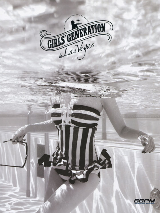 Girls Generation in Las Vegas photobook