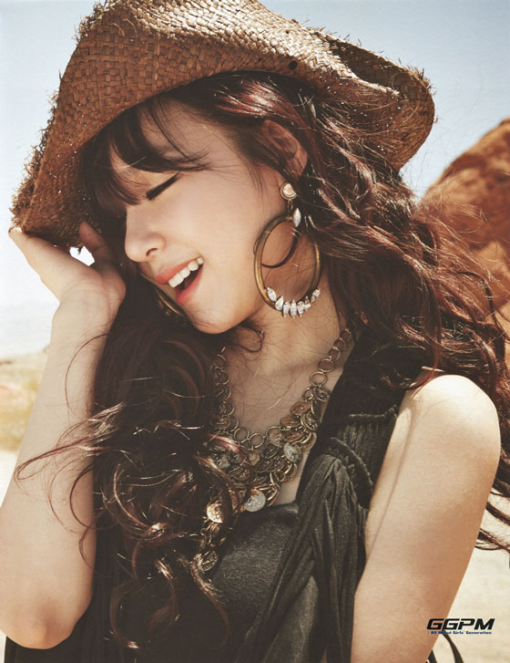 Girls Generation Tiffany in Las Vegas