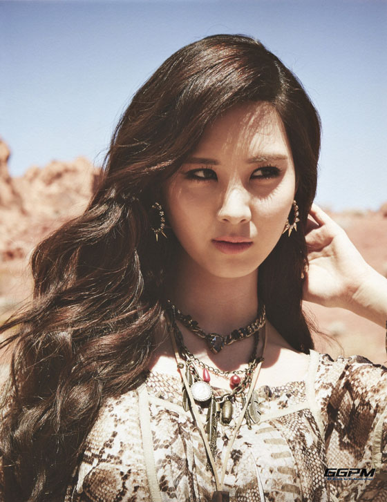 Girls Generation Seohyun in Las Vegas