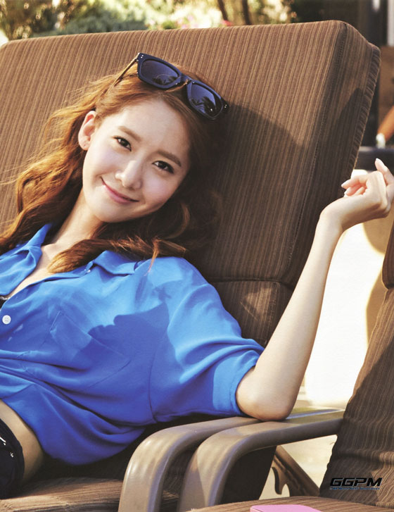 Girls Generation Yoona in Las Vegas