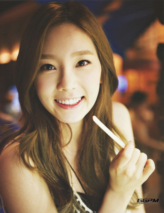 Girls Generation Taeyeon in Las Vegas