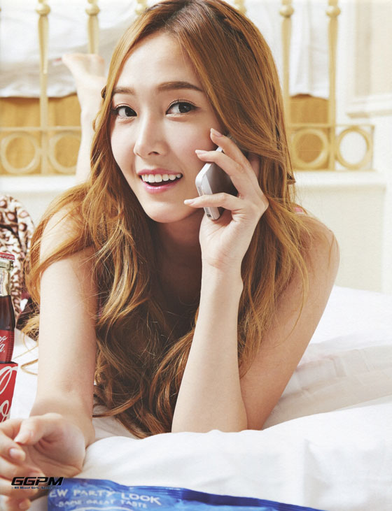 Girls Generation Jessica in Las Vegas