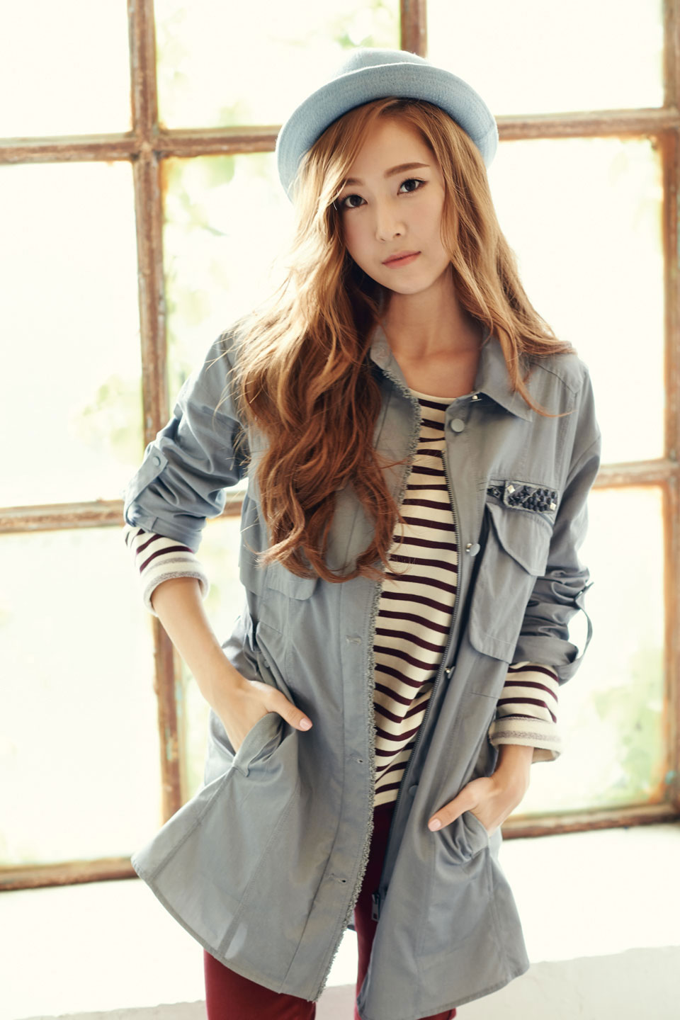 SNSD Jessica Soup fashion 2014 autumn