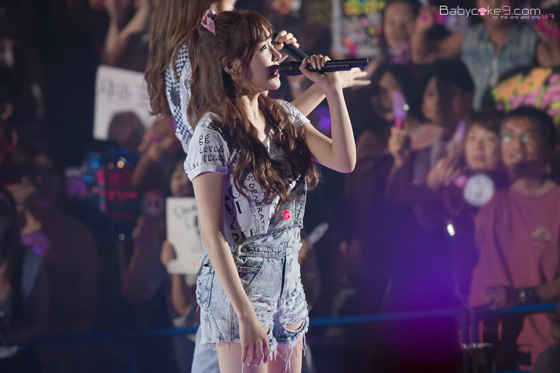 Girls Generation Tiffany Japan Tour 2014 in Saitama