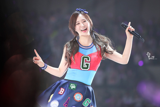 Girls Generation Yuri Japan Tour 2014 in Kobe