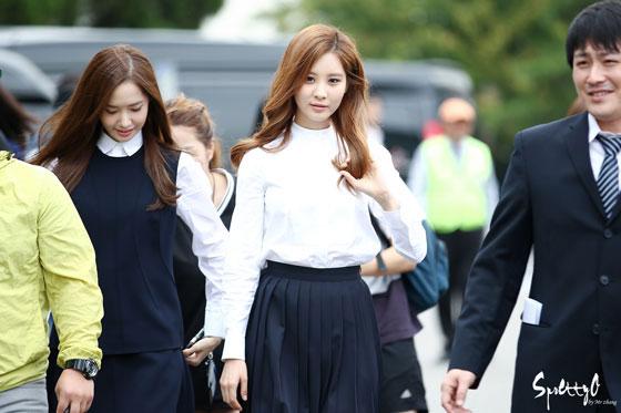 Yoona Seohyun Dongguk University Ambassadors