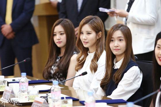SNSD Seohyun Dongguk University Ambassadors