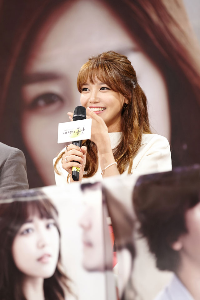 SNSD Sooyoung Spring Days press conference