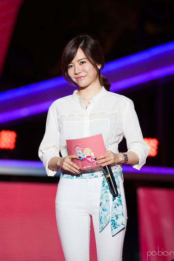 SNSD Sunny MBC Turn On Your Radio